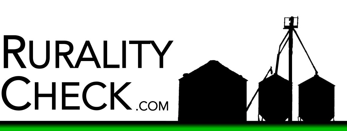 Rurality Check